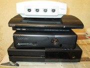 Ремонт игровых приставок SONY,  XBOX 360 ,  PSP
